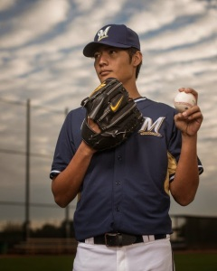 Wei+Chung+Wang+Milwaukee+Brewers+Photo+Day+0JUlREp1ykVl
