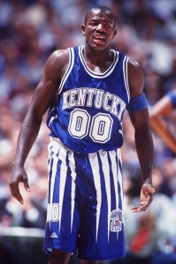 The Wildcats used to dress like this on purpose. No one even made them do it.